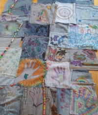 Peace Camp Quilt
